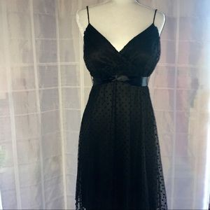 Blu Sage Black Party Homecoming  Dress LBD Size 12
